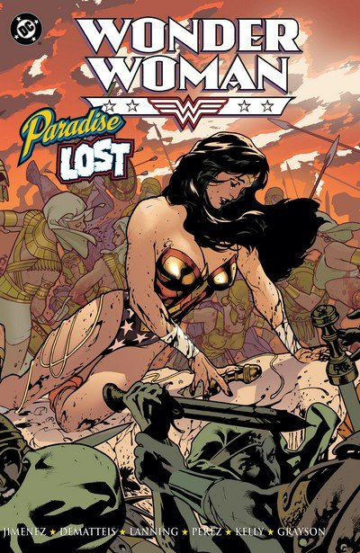 Wonder Woman – Paradise Lost (TPB) (2002)