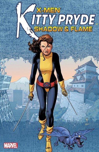 X-Men – Kitty Pryde – Shadow & Flame (TPB) (2006)