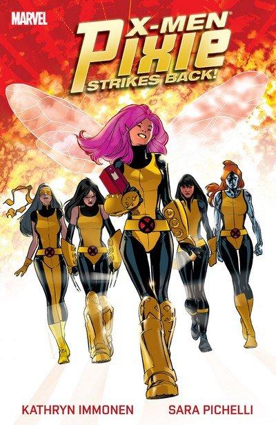 X-Men – Pixie Strikes Back (TPB) (2010)