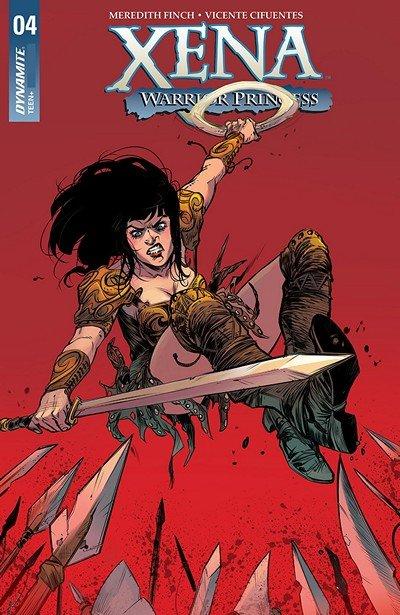 Xena – Warrior Princess Vol. 4 #4 (2018)