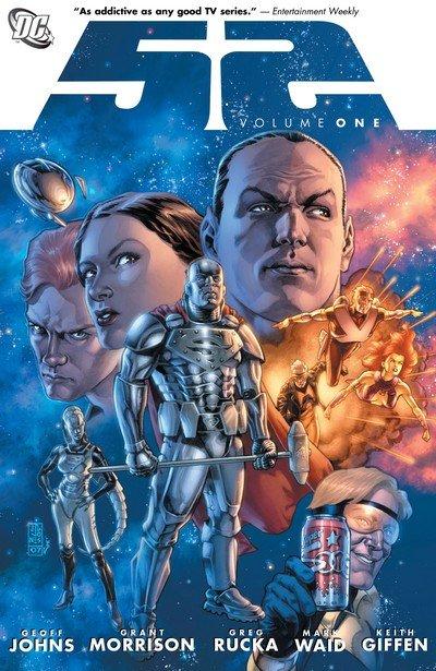 52 Vol. 1 – 4 (TPB) (2007) (DC Comics)