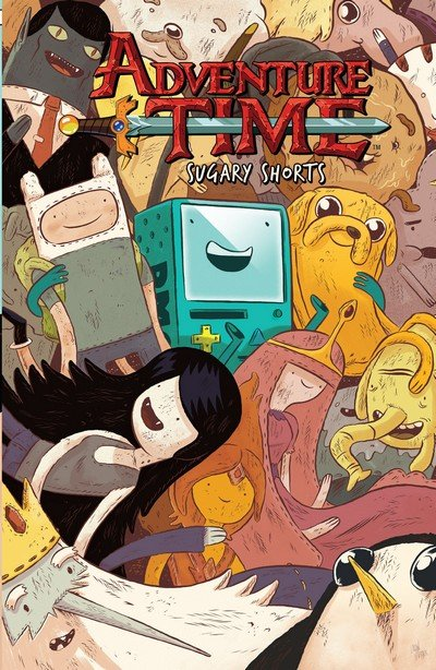 Adventure Time – Sugary Shorts Vol. 1 – 3 (2014-2017)