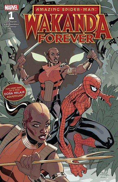 Amazing Spider-Man – Wakanda Forever #1 (2018)