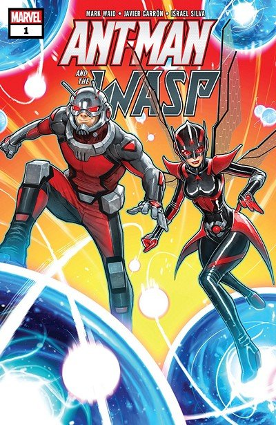 Ant-Man And The Wasp #1 (2018)