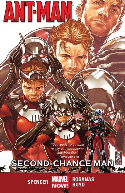 Ant-Man Vol. 1 – Second-Chance Man (TPB) (2015)