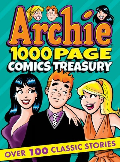 Archie 1000 Page Comics Treasury (2018)