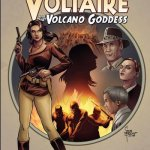 Athena Voltaire and the Volcano Goddess Vol. 1 (TPB) (2017)