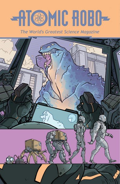 Atomic Robo Vol. 10 – … and the Ring of Fire (TPB) (2017)