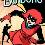 Bandette #1 – 17 + Urchin Stories (2012-2018)