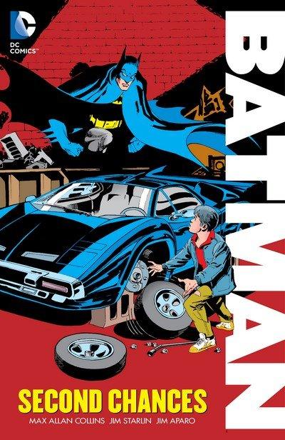 Batman – Second Chances (TPB) (2015)