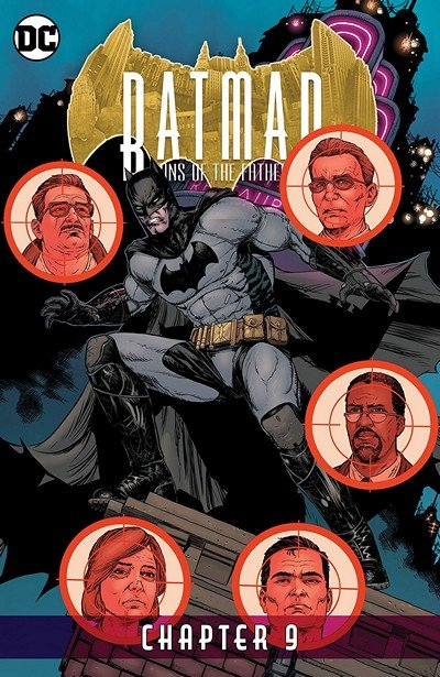 Batman – Sins of the Father #9 (2018)
