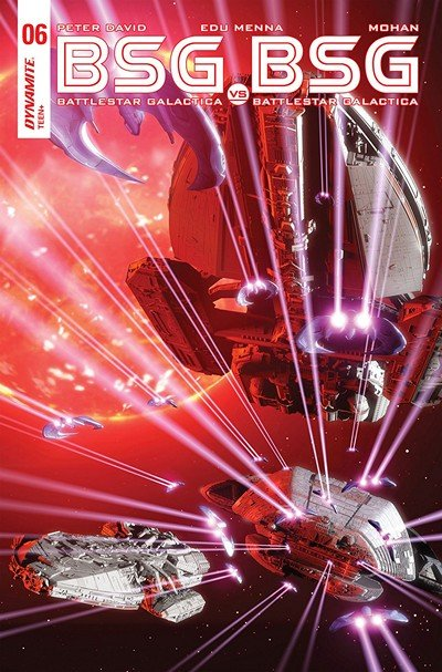 Battlestar Galactica Collection – comics
