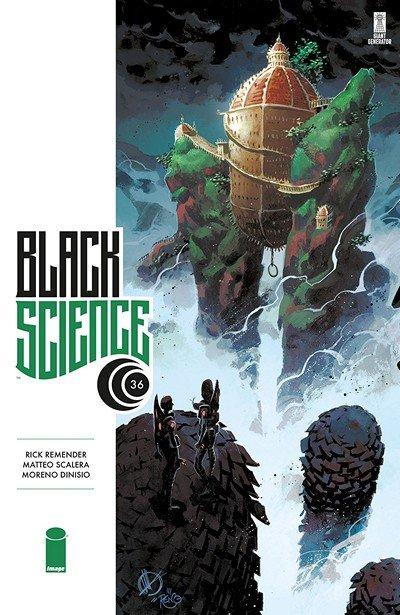Black Science #36 (2018)