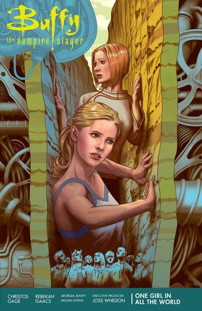 Buffy the Vampire Slayer – Season 11 Vol. 2 – One Girl in All the World (TPB) (2018)
