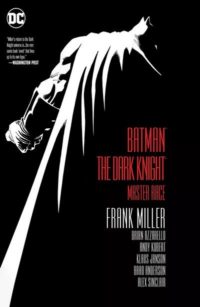 Dark Knight III – The Master Race [Collected Edition] HC (2017)