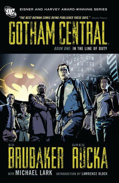 Gotham Central Book 1 – 4 (2011)