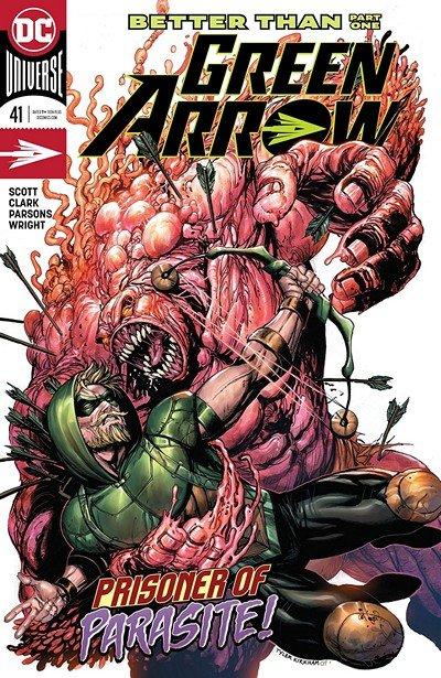 Green Arrow #41 (2018)