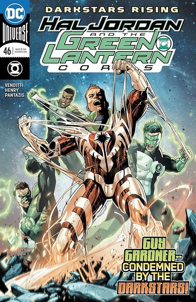 Hal Jordan And The Green Lantern Corps #46 (2018)