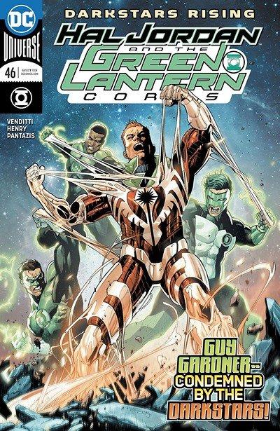 Hal Jordan And The Green Lantern Corps #46 (2018)