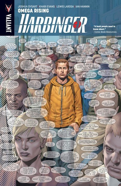Harbinger Vol. 1 – 6 (TPB) (2012-2015)