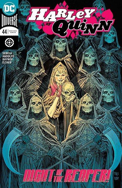 Harley Quinn #44 (2018)
