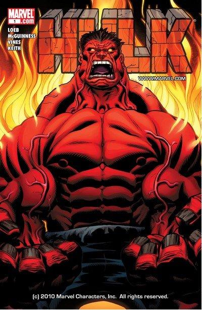 Hulk #1 – 57 + Red She-Hulk #58 – 67 + TPBs (2008-2013)