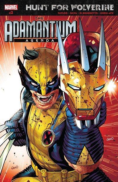 Hunt For Wolverine – Adamantium Agenda #2 (2018)