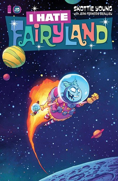 I Hate Fairyland #19 (2018)