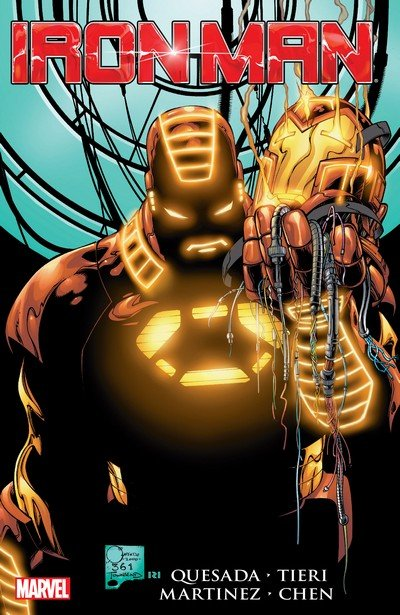 Iron Man by Joe Quesada (2013)