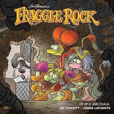 Jim Henson's Fraggle Rock Vol. 1 #2 (2018)
