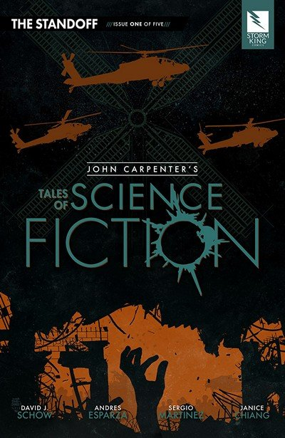 John Carpenter's Tales of Science Fiction – The Standoff #1 (2018)