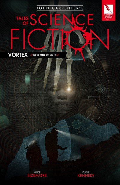 John Carpenter's Tales of Science Fiction – Vortex #1 – 8 (2017-2018)