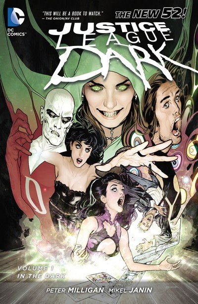 Justice League Dark (New 52 TPB) – Vol. 1 – 6 (2012-2015)