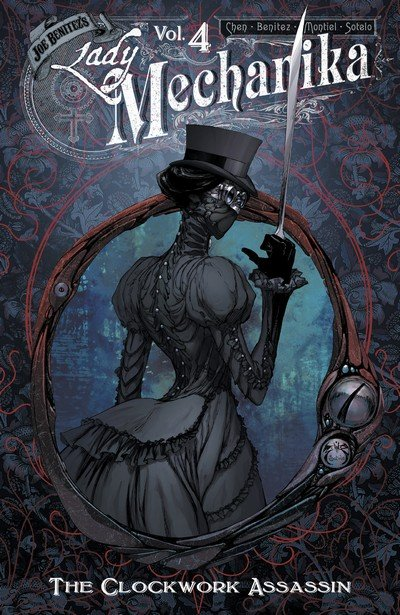 Lady Mechanika – The Clockwork Assassin Vol. 4 (2018)