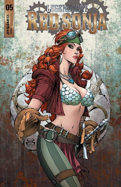 Legenderry – Red Sonja #5 (2018)
