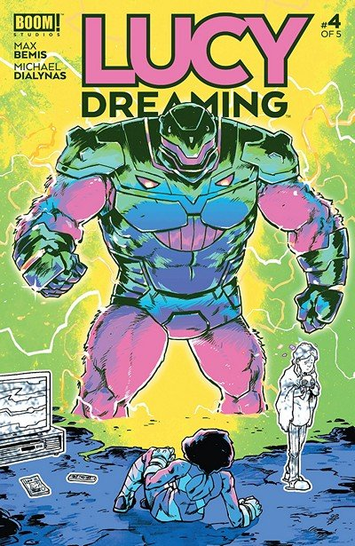Lucy Dreaming #4 (2018)