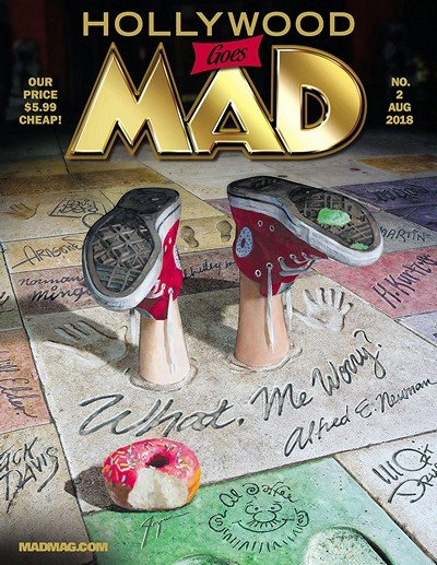 MAD Magazine #2 (2018)