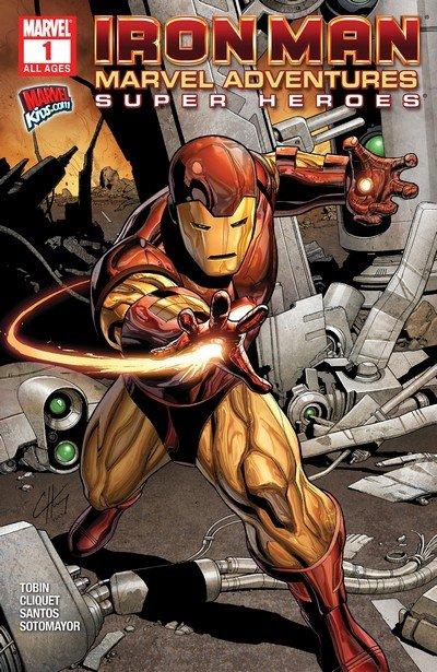 Marvel Adventures Super Heroes Vol. 2 #1 – 24 (2010-2012) (Digital)