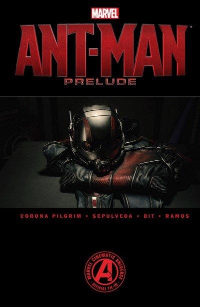 Marvel's Ant-Man Prelude (TPB) (2015)