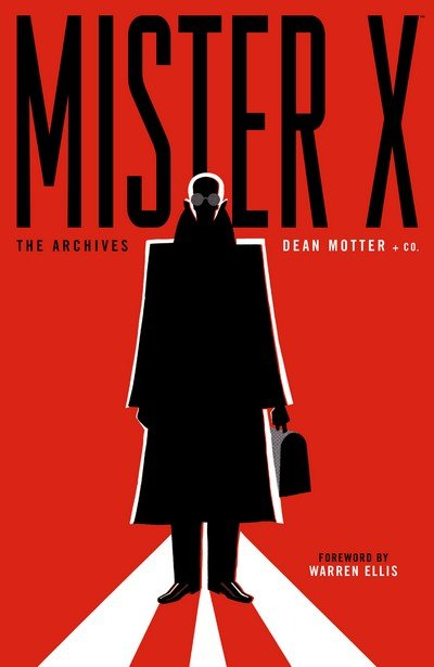 Mister X – The Archives (2017)