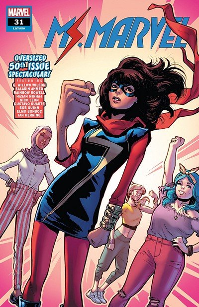 Ms. Marvel #31 (2018)