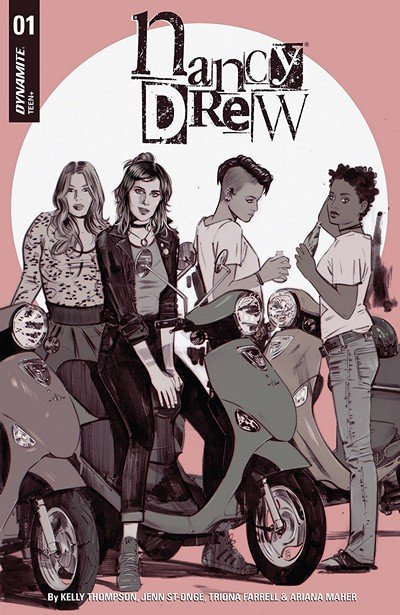 Nancy Drew #1 (2018)