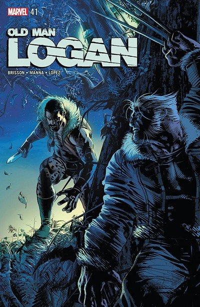 Old Man Logan #41 (2018)