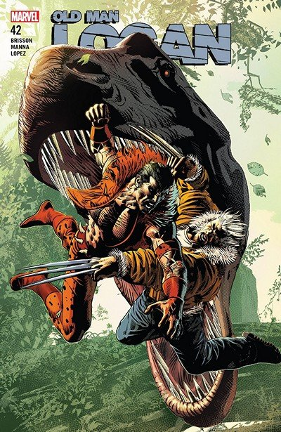 Old Man Logan #42 (2018)