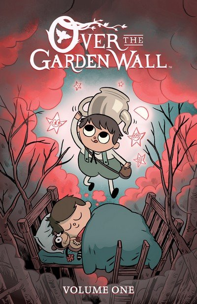Over The Garden Wall Vol. 1 – 3 (TPB) (2017-2018)