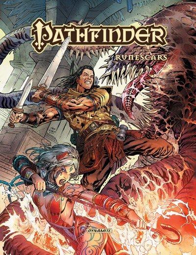 Pathfinder Vol. 6 – Runescars (TPB) (2018)