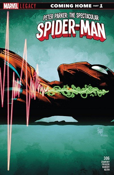 Peter Parker – The Spectacular Spider-Man #306 (2018)