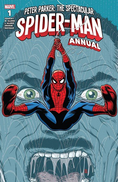 Peter Parker – The Spectacular Spider-Man Annual #1 (2018)