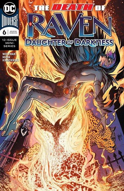 Raven – Daughter Of Darkness #6 (2018)