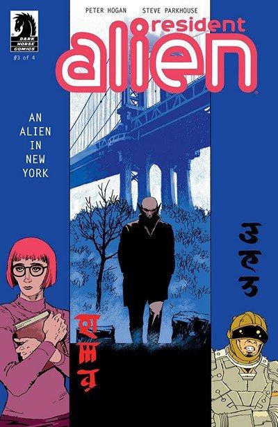 Resident Alien – An Alien In New York #3 (2018)